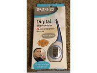 Homedics Digital Thermometer
