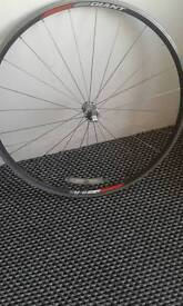 Bike rims and tyres