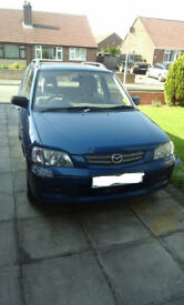 Mazda Demio (W-Reg) spare parts/breaking Bumper, breaks, windows, doors, battery