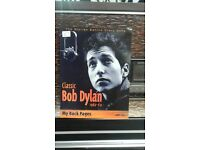 A book called Classic Bob Dylan, 1962 - 1969, My Back Pages, by Andy Gill.