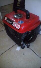 Master 950w petrol power generator