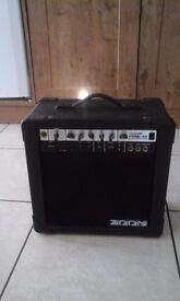 Zoom guitar modelling amplifier