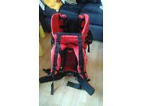 adventure backpack / carrier