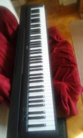 Yamaha P45b 88 key digital piano.