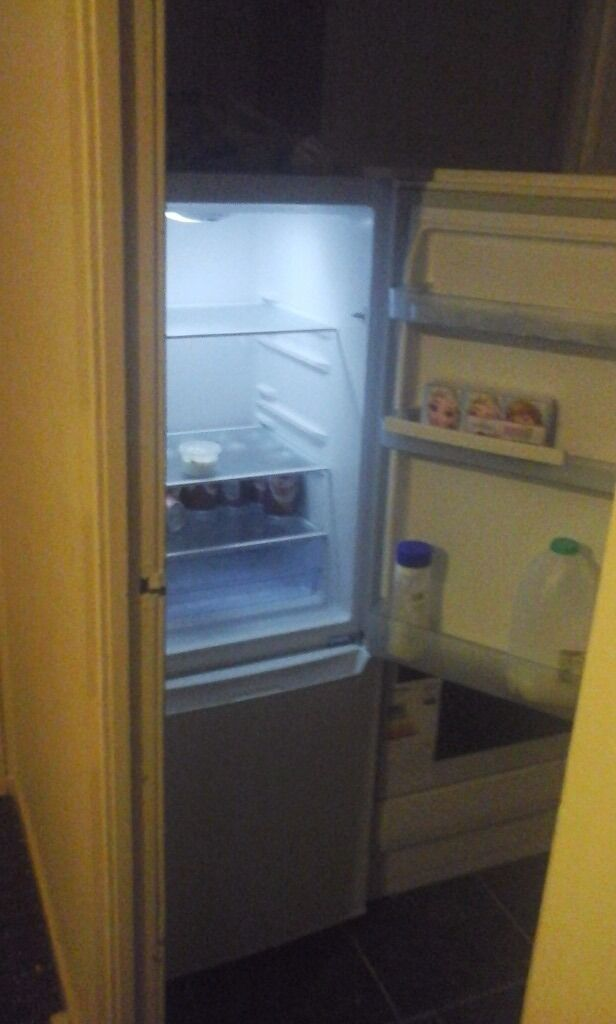Fridge freezer £60