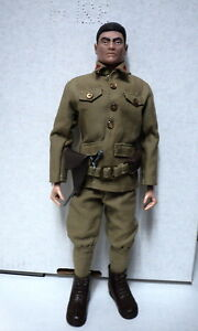 GI Joe Soldiers of the World SOTW Japanese w/Order of Kite metal