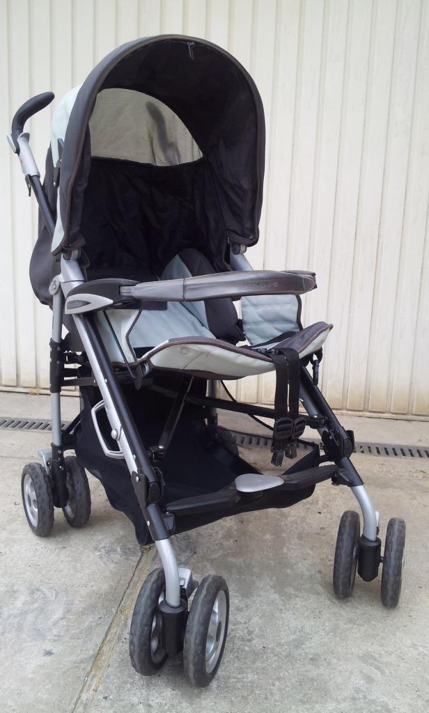 Mamas And Papas Pliko P3 Pushchair Pram From Newborn In