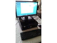 Dell Windows 10 WiFi PC 4gb 250gb HD with Office 2013