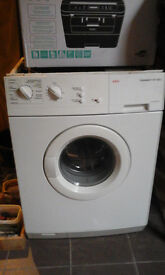 Free. Working 17yo AEG washer