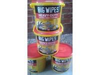 Big Wipes Brand New
