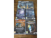pc games 8 different games