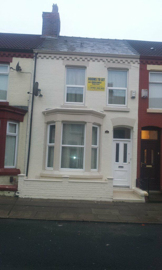 House share- Single room to let in Kensington, Liverpool L6