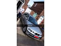 2003 BMW 3 series E46 Compact 71,000 leather interior