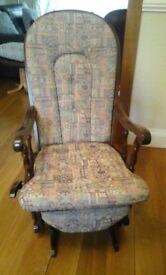 Glider /rocking chair