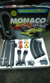 Scalextric sets x5