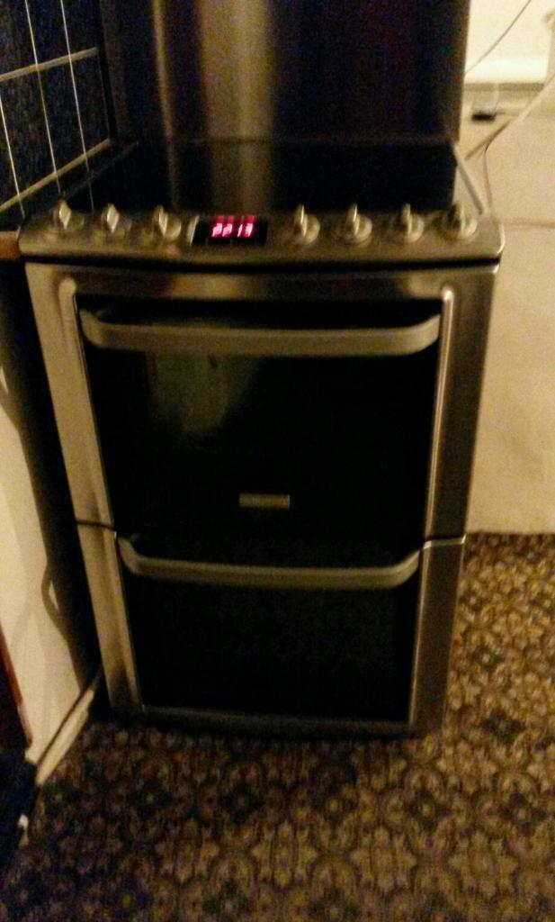Electrolux Insight Freestanding Double Oven In