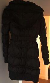 Mango and Zara coats