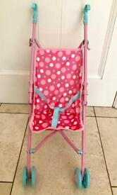ELC Pink Stroller