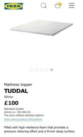 IKEA Memory Foam Mattress Topper