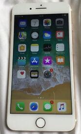 Unlocked Apple iPhone 7 Plus 256GB Gold