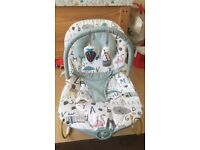 Mamas and papas baby chair bouncer