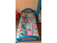 Child's Peppa Pig Toddler bed