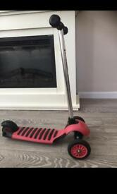 Tri scooter in good condition