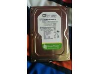 WD Western Digital Internal SATA Hard Drive