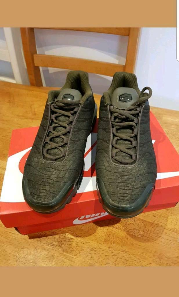 watch 5d5f4 c6954 Nike TN,s Limited edition Trainers 100% Genuine.Size 7 | in Stretford,  Manchester | Gumtree