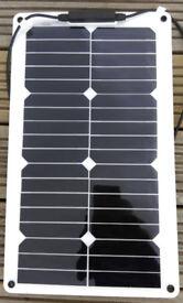20W MARINE Flexible Solar Panels from TITAN ENERGY UK+50W 75W 140W