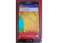 Samsung Galaxy Note 3, 32GB, Mint Condition Like New, Unlocked to all Network