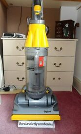 BEST VALUE ON GUMTREE dyson DC07 ANIMAL upright bagless vacuum cleaner fully refurbished