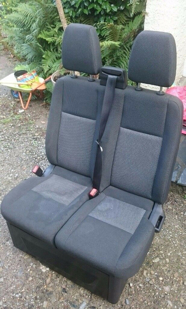 Ford transit custom double passenger seat VGC