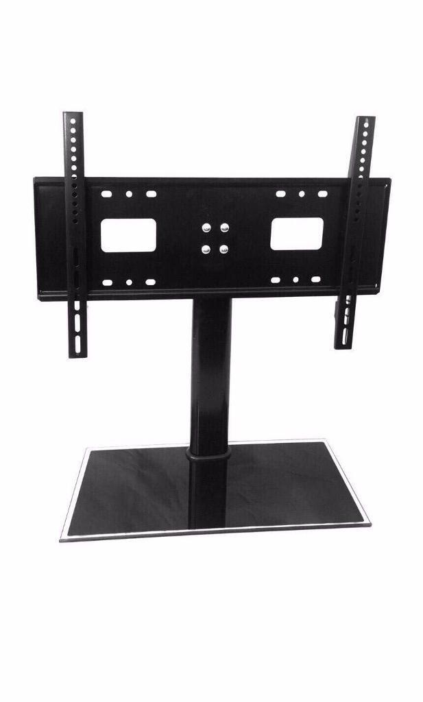 universal tv table top stand for any flat screen up to 55u201d