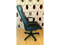 REAL leather professional office chair