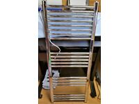 Towel Rail 500 x 1200mm + Electric Heating Kit