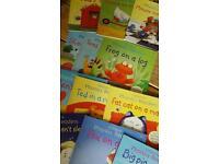 Phonics Readers 12 books