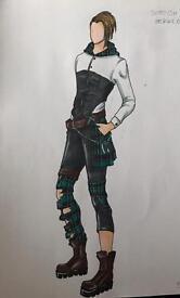 Need a fashion designer or a fashion stylist?
