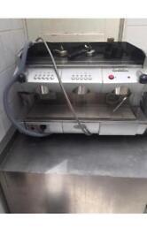 Gaggia Coffee machine blender shoftner