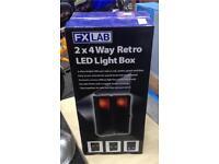 FX Lab Retro LED Light