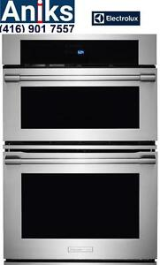 Electrolux ICON Professional E30MC75PPS 30in Built-in Combination Convection Wall Oven Microwave