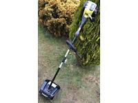 Petrol multi tool lots of accessories Strimmer hedge cutter pole saw chainsaw blower rotavator brush