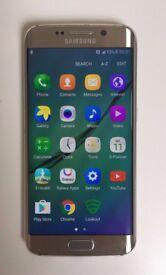 Samsung Galaxy S6 Edge (SM-G925F) 32GB UNLOCKED. Perfect Working Condition.