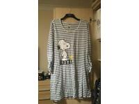 New snoopy nightdress