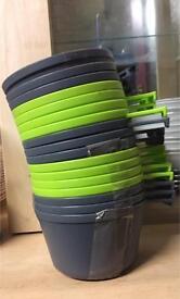 17 camping picnic bowls dishes pots