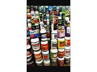 All your gym supplements