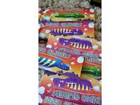 14 Dino gliders ideal for party favours