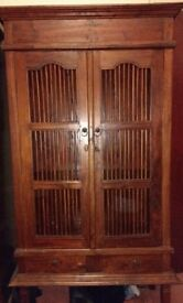 Free-standing wooden cupboard ideal for any room