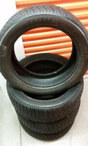 (H66) Pneus Hiver - Winter Tires 245-50-20 Toyo 8/32