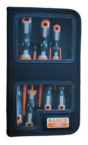 BAHCO 7PCS 1000 V Electricians Screwdriver Set 202.032 NEW